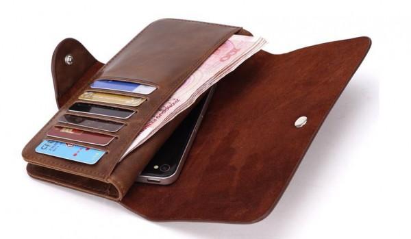 как выбрать мужской кошелек-портмоне