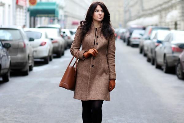 популярные модели пальто